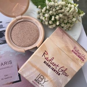 New IBY Beauty Radiant Glow Highlighter
